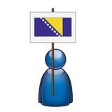 Pancarta Bosnia Herzegovina poster