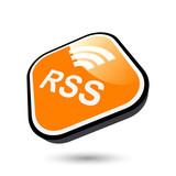 rss nachricht information zeichen symbol poster