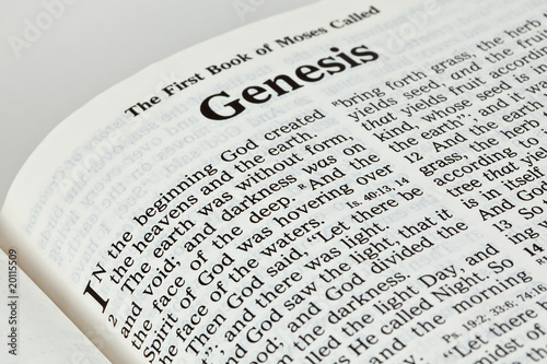 Bible Book of Genesis