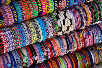 bracelets from acapulco