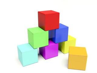 3D Building Bricks
