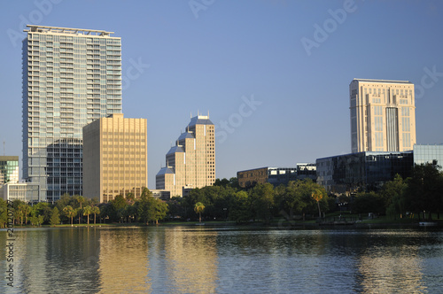 Downtown Orlando Buildings