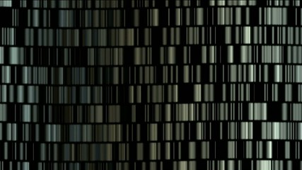 Animation of silver background,matrix