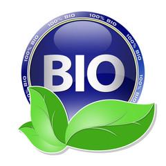 bio biologischer landbau bioprodukt button