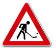 Warndreieck Eishockey
