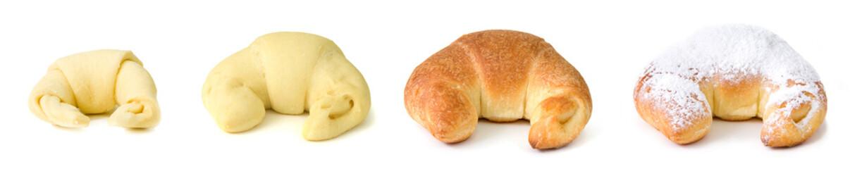 Sequenza del Croissant - cornetto