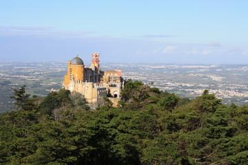 casa da pena - sintra, portugal