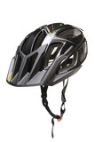 Cycling helmet poster