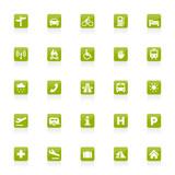 Fototapety Website Icons