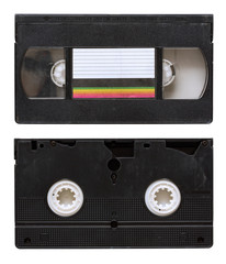 old video tape