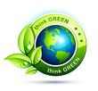 concept planète terre écologie - orientation usa -