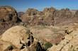 Les hauts lieux de Petra