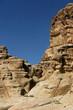 Collines et rochers de Petra