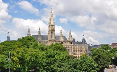Rathaus Wien