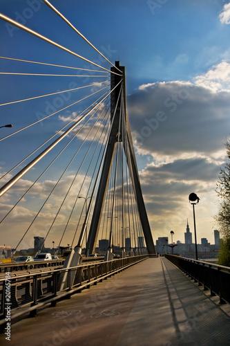 Swietokrzyski Bridge © mariuszb