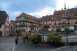 Alsace square