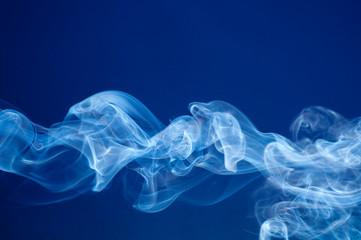 Fumées horizontales
