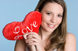 Love Heart Woman