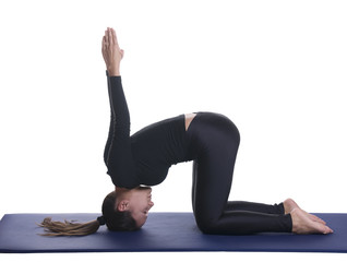 Upavistha yoga mudra - Seated Yoga Seal