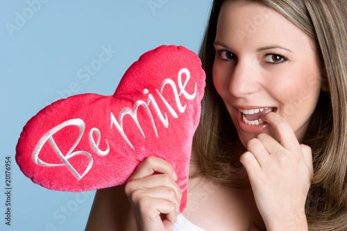 Be Mine Girl