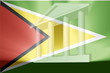 Flag of Guyana government