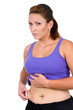 Woman With Excess Weight