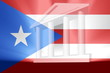 Flag of Puerto Rico government