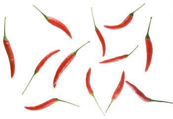 Background from red spices