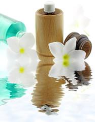 massage détente, milieu aquatique zen