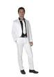 jeune homme au costume blanc 8