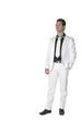 jeune homme au costume blanc 11