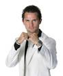 jeune homme au costume blanc 20