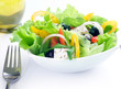 Healthy Greek Salad