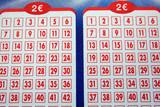 miser à la loterie poster