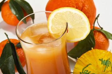 Orangen cocktail