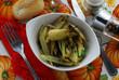 Finocchi in tegame con peperoncino e prezzemolo - Contorni