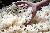 cuisson rapide du riz poster