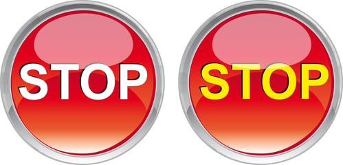 pulsante STOP
