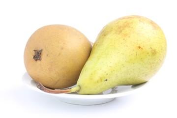 Pear Bosc / 梨