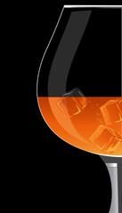 Cognac glass