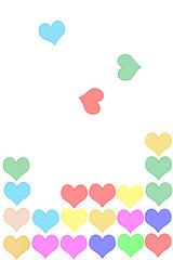 tetris hearts