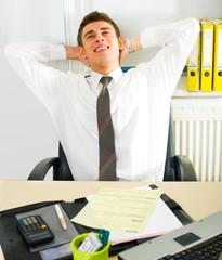 Entspannung am Arbeitsplatz