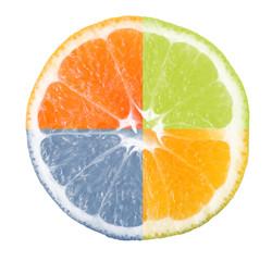 Colors Fruit