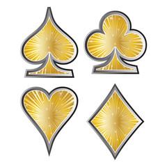 golden casino elements