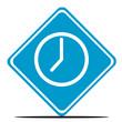 Clock sign