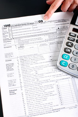 Income Tax Return and calculator