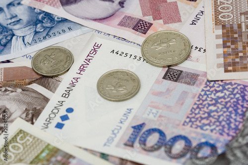 Kuna - Croatian currency
