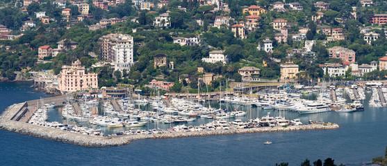 porticciolo di Rapallo