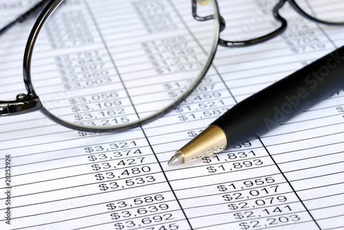 Check the numbers on the spreadsheet with shallow DOF
