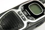 Detail walkie talkie poster